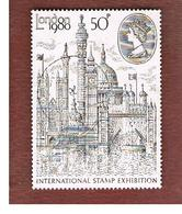 GRAN BRETAGNA (UNITED KINGDOM) -  SG 1118 -  1980  LONDON '80, INT. STAMPS EXN.    - USED - 1952-.... (Elisabetta II)