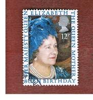 GRAN BRETAGNA (UNITED KINGDOM) -  SG 1129 -  1980   QUEEN MOTHER: 80^ BIRTHDAY    - USED - 1952-.... (Elisabetta II)