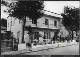PENSIONE DINA - RICCIONE - VIAGGIATA 1958 - Alberghi & Ristoranti
