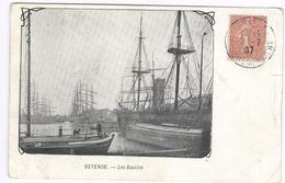 1907 Ostende - De Haven - Les Bassins - Cotè Est  - Ed. VED - Oostende