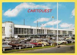 Flughafen ֎ AIRPORT ֎ AEROPORT ֎  Aérogare PARIS LE BOURGET ֎ Parking ֎ 1976 - Aerodromi