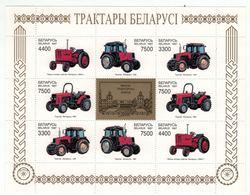 Bielorussie 1997 // Véhicules Agricoles, Bloc-feuillet Neuf** No. 18 Y&T MNH - Verkehr & Transport