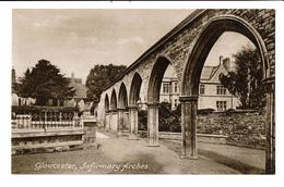 CPA - Carte Postale Royaume Uni - Gloucester -Infirmary Arches VM2368 - Gloucester
