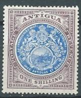 Antigua    -  Yvert N°  35 *    - Bce 17524 - 1858-1960 Kronenkolonie