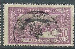 Guadeloupe    -  Yvert N°  86  Oblitéré    - Bce 17540 - Guadeloupe (1884-1947)