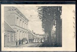 's Heerenhoek - Dorpstraat Pastorie - 1903 - Pays-Bas