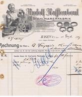 ALLEMAGNE - HAGEN - Rudolf RAFFLENBEUL - Stahlwarenfabrik - Germany