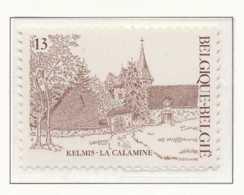NB - [152626][2222] Belgique 1986, Tourisme, Château D'Eynebourg à Kelmis, SNC - Vakantie & Toerisme