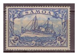 Samoa, Nr. 17, Postfrisch - Kolonie: Samoa