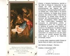 Santino Nativita' - Devotion Images