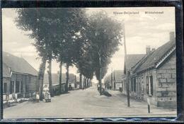 Nieuw Beijerland - Middelstraat - 1935 - Netherlands