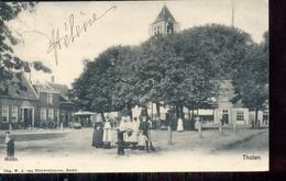 Tholen - Markt - 1906 - Tholen