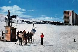SUPER-DEVOLUY - Le Remonte-Pente - Ski - Francia