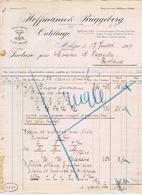 ALLEMAGNE - MILSPE - HOFFMANN & RÜGGEBERG - Truelles, Pinces, Marteaux, Mèches, Cisailles, Etc... - Germany