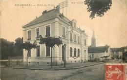 71 - CHAROLLES - HOTEL DES POSTES - Charolles
