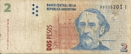 Argentina Banknote 2 Pesos - Argentine