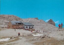 DOLOMITI - RIFUGIO BOE' - TIMBRO DEL RIFUGIO - NUOVA - Alpinisme