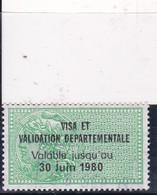 T.F. Permis De Chasse N°121 - Fiscaux