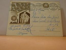 Postal Stationery - Portugal - Viseu 1957 - Postwaardestukken