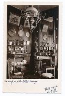 ROMANS - CARTE PHOTO - CONTENANT UN POEME MANUSCRIT DE GASTON BOUCHET ADRESSE AU POETE LYONNAIS MICHEL RAMEAUD 1938 - Romans Sur Isere