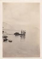 PICCOLA FOTO D' EPOCA - VERBANIA - PALLANZA - 1928 - Verbania