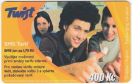 CZECH REP. D-302 Prepaid Paegas - People, Youth - Used - Tchéquie