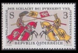 1978Austria(R.Qsterreich)1580Horses - Chevaux