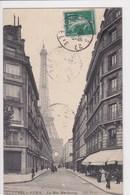 75 PARIS  La Rue Monttessuy - Distretto: 07