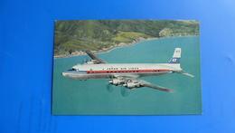 DC- 7C SUPER COURRIER - 1946-....: Ere Moderne