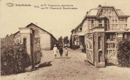 """Schellebelle - """"( Wichelen ) Villa Mr. Vlaeminck Boomkweker - Animation - Wichelen"""