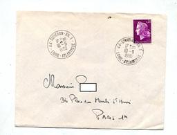 Lettre Cachet Coueron Annexe 1 - Marcophilie (Lettres)