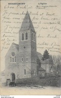 HERBEUMONT ..-- Ancienne Eglise . 1905 Vers CHALMAISON ( Mr Mme BUREAU ) . Voir Verso . - Herbeumont