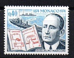 Sello  Nº 960  Monaco - Barcos