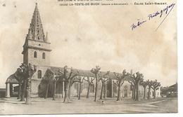 Bo/     33     La Teste De Buch     Place De L'église - France