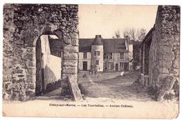 4177  Chézy Sur Marne ( 02 ) - Les Tournelles ( Ancien Chateau ) - A.Breger Frères - - Autres Communes