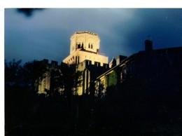CPM, (63) ROYAT, Illumination D'un Clocher De L'église Saint-léger, Jamais Voyagée - Royat