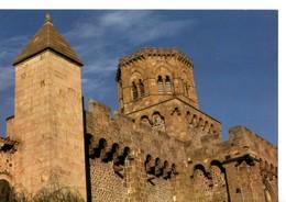 CPM, (63) ROYAT, église Saint-léger édifice Roman, Jamais Voyagé - Royat