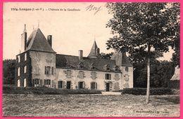 Langon - Château De La Gaudinais - Edit. MARY ROUSSELIERE - Autres Communes