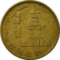 Monnaie, KOREA-SOUTH, 10 Won, 1972, TB+, Laiton, KM:6a - Korea, South