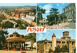 CPM, (63) ROYAT, Multivues, Jamais Voyagée - Royat