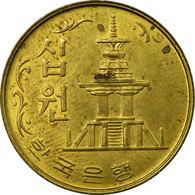 Monnaie, KOREA-SOUTH, 10 Won, 1978, TB+, Laiton, KM:6a - Korea, South