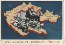 Wir Danken Unserem F, Besetzung Böhmen U. Mähren - Germany