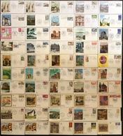 France FDC - Premier Jour - Lot De 50 FDC - Thématique Monument Lieu - FDC