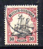 APR489 - Ostafrika Africa Orientale 1906 , Yvert N. 35  Usato  (2380A).  Losanghe - Colonia: Africa Orientale
