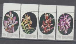SINGAPUR  1976  **   MNH  YVERT  246/49 - Singapur (1959-...)