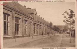 Merksem Merxem Zusters Van OLV OL Vrouw Klooster Aangenome School Ecole Adoptee EEREKAART ZELDZAAM - Antwerpen