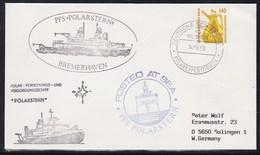 "ARCTIC,GERMANY, FS""POLARSTERN"", 14.8.1990 ,  3 Cachets: ARK, Look Scan !! 16.4-02 - Non Classés"
