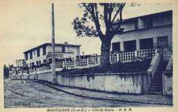 MONTGERON  Cité De Senlis H.B. M. RV - Montgeron
