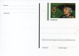 2009 - Sondderpostkarte - Maximilian - 1945-.... 2. Republik