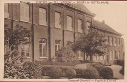 Merksem Merxem Zusters Van OLV OL Vrouw Klooster Voorgevel Facade Du Couvent EEREKAART ZELDZAAM - Antwerpen